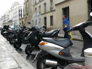 париж в марте фото