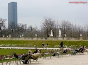 париж башня монпарнас фото