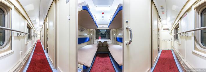 двухэтажный поезд отзывы