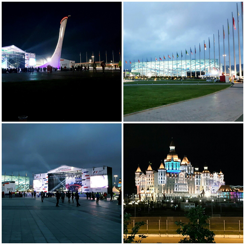 сочи олимпийский парк фото туристов