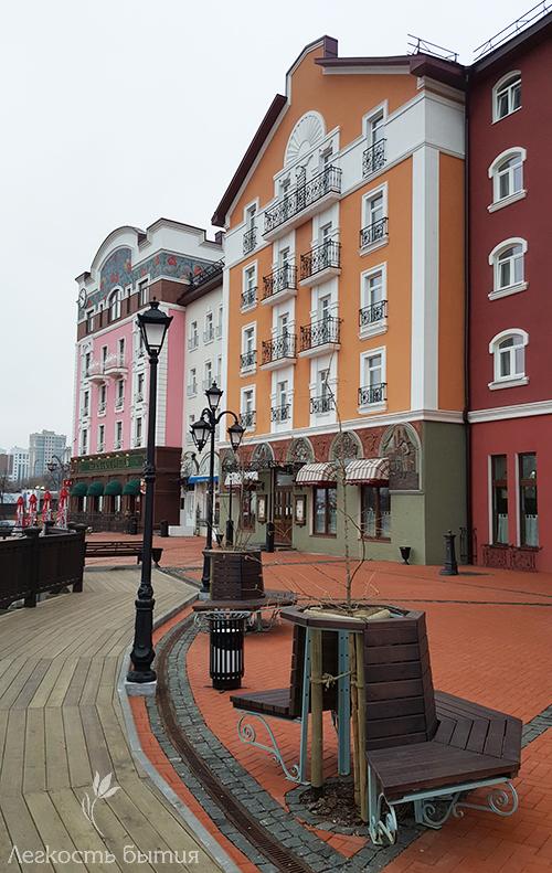 отель старый город рязань
