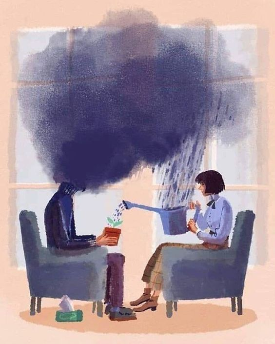 реклама психолога