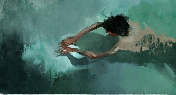 О ширине бассейна и глубине души
