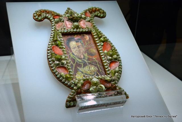 Отзыв о выставке Фриды Кало в Музее Фаберже