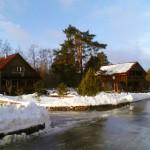 «Большие камни» отзыв о базе отдыха на озере Вуокса
