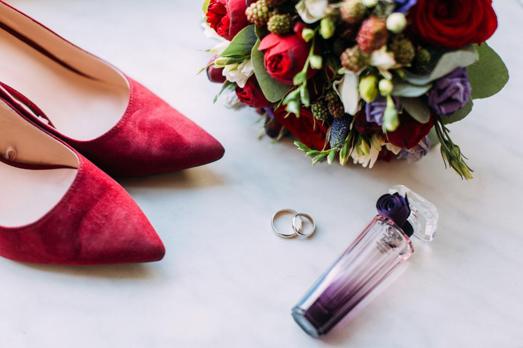 Экономная свадьба образ невесты